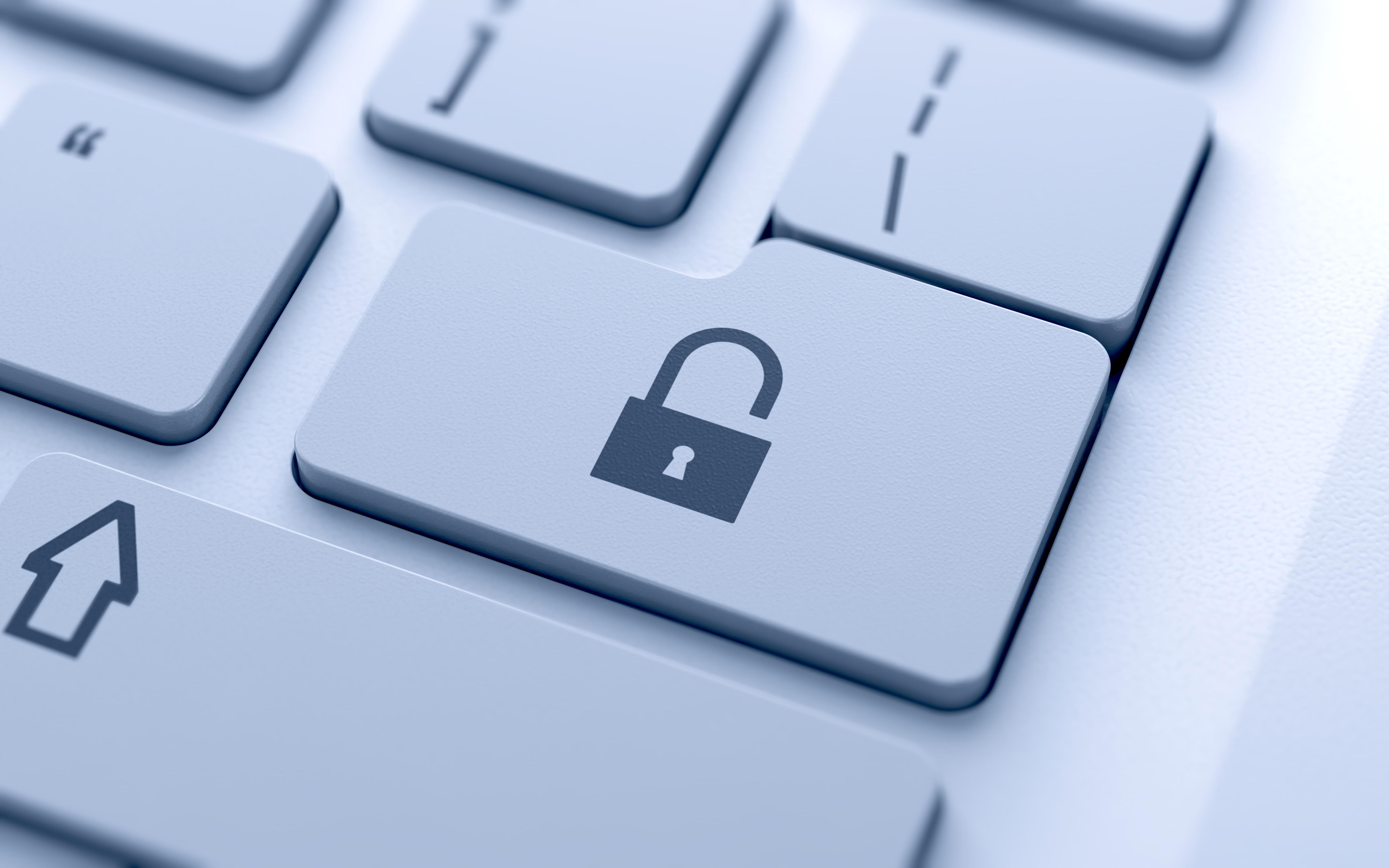 Datasäkerhet är något alla borde tänka på