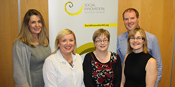 Social Innovation Decoded Launch