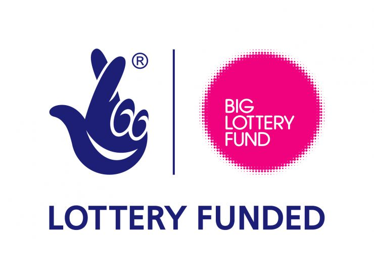 Detail Data is BIG Lottery NI funded