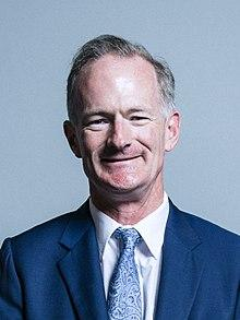John Penrose, New Minister of State in the NIO
