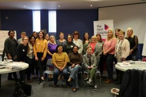 Belfast/Lisburn/Castlereagh Chapter participants