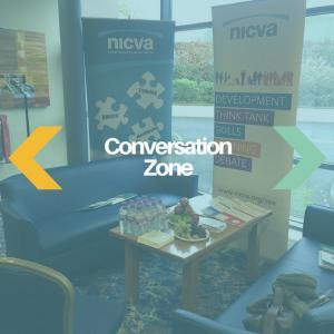 NICVA's Conversation Zone