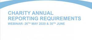 Charity Annual Reporting Webinar image