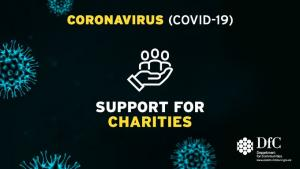 COVID-19 Charity Support Fund image