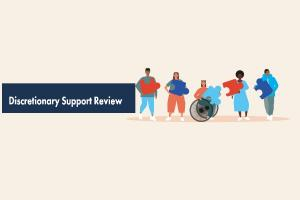 Discretionary Support Review image