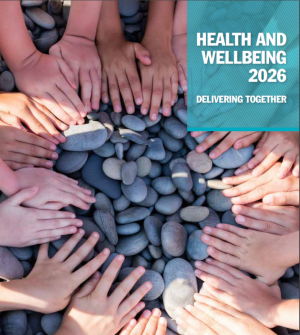 Health and Wellbeing 2026: Delivering Together cover