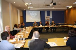 Attendees at the Energy Markets Masterclass
