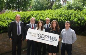 Speakers at NICVA's Preparing for GDPR Conference
