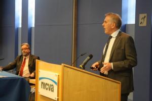 David Sterling at NICVA