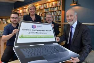 Justice in the Community Awards Launch Photo