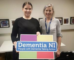 NICVA member visit Dementia NI