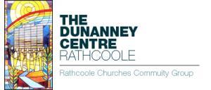 Rathcoole Churches Community Group Logo
