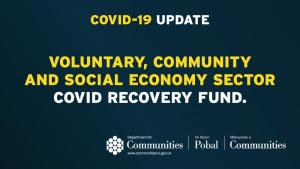 VCSE Covid Recovery Fund reopens