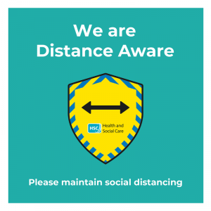 Distance Aware campaign image