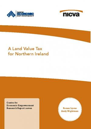 A Land Value Tax for Northern Ireland Report Cover