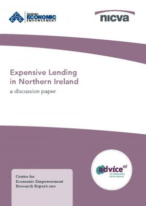 Expensive Lending in Northern Ireland Report Cover