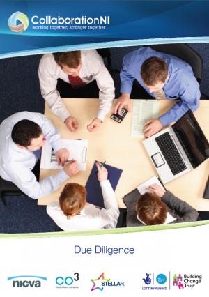 CollaborationNI Guidance Note - Due Diligence