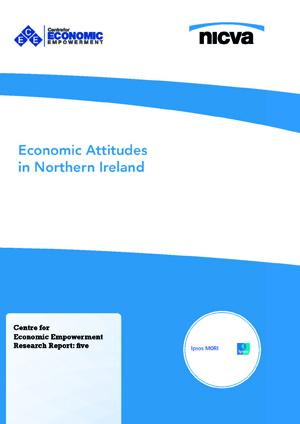 Economic Attitudes in Northern Ireland Report Cover