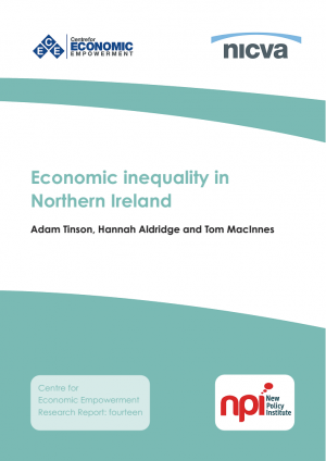 Economic Inequality in Northern Ireland