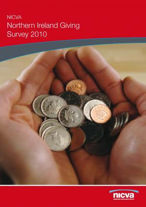 Northern Ireland Giving Survey 2010 Cover