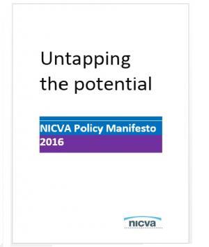 Policy Manifesto 2016 Cover