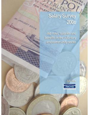 Salary Survey 2006 Report Cover