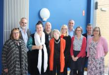 NICVA Executive Committee - October 2016